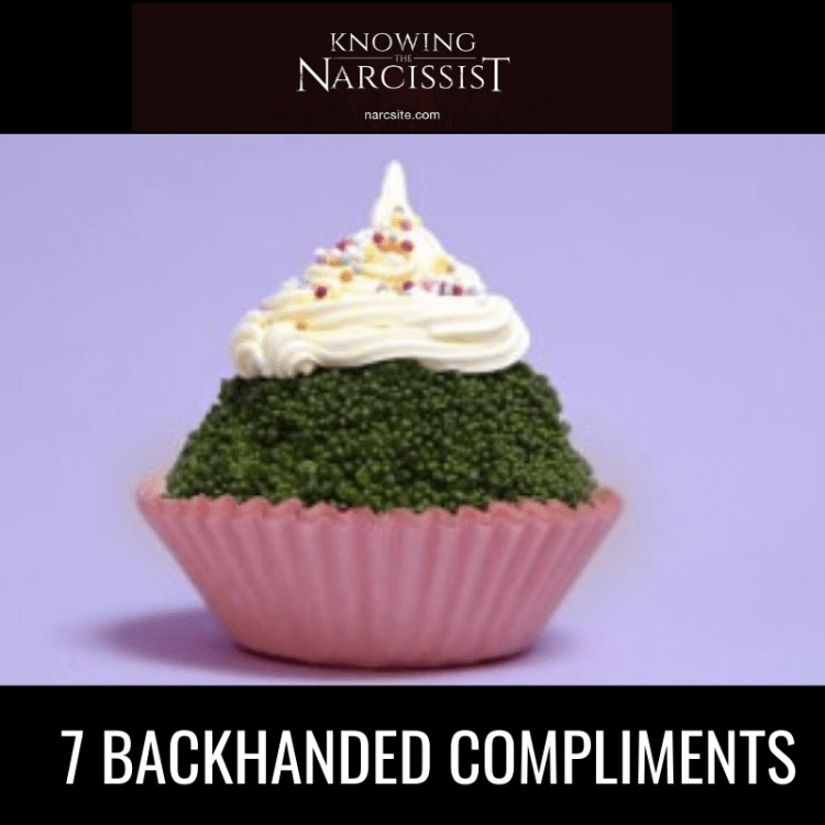 7 BACKHANDED COMPLIMENTS