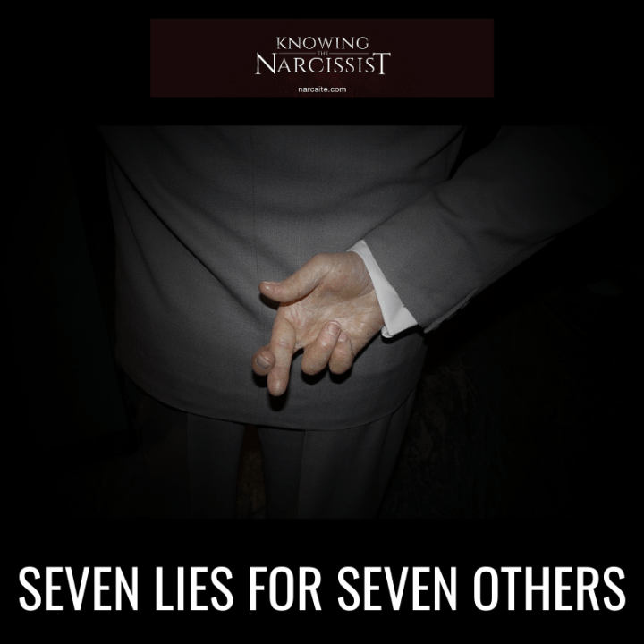 SEVEN LIES FOR SEVEN OTHERS