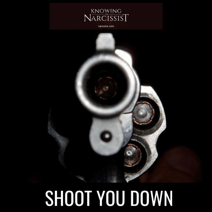 SHOOT YOU DOWN