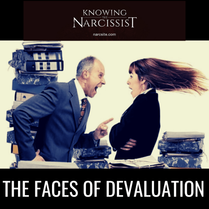 THE FACES OF DEVALUATION