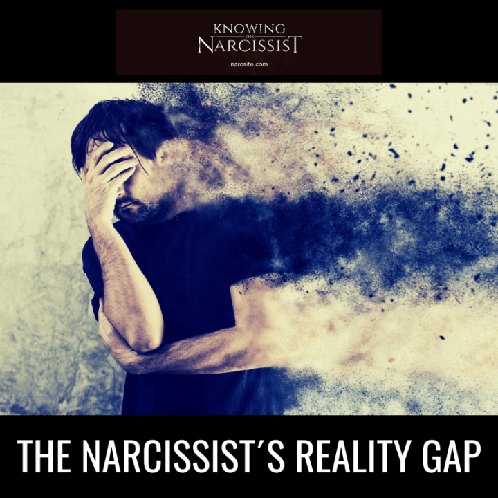 THE NARCISSIST´S REALITY GAP