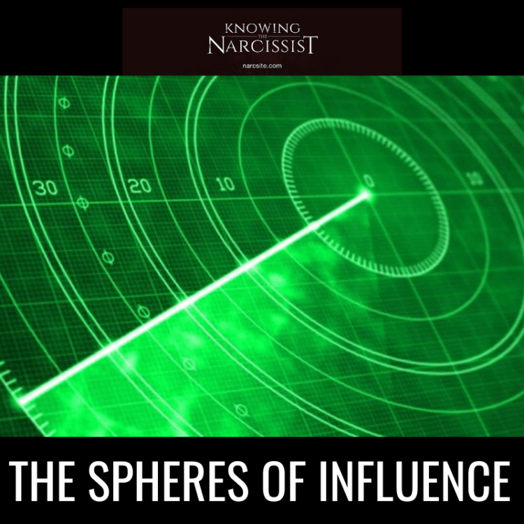 THE SPHERES OF INFLUENCE