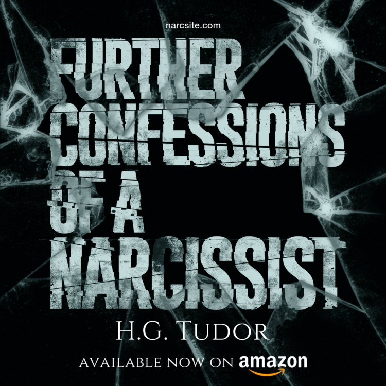 KTN Further Confessions of a Narcissist Book Teaser