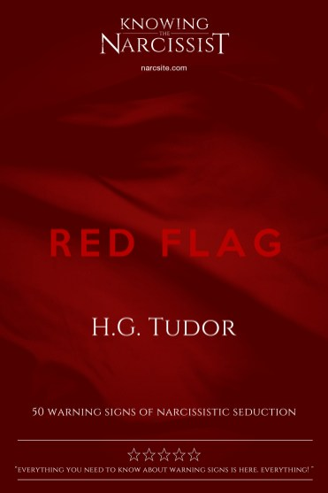 H.G Tudor - Red Flag e-book cover