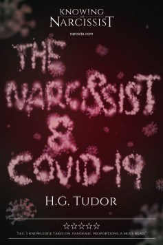 H.G Tudor - The Narcissist & Covid-19 e-book cover
