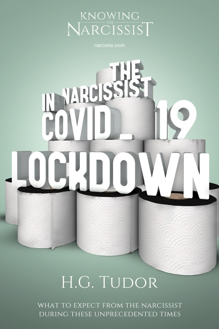 H.G Tudor - The Narcissist In Covid-19 Lockdown 2e-book cover