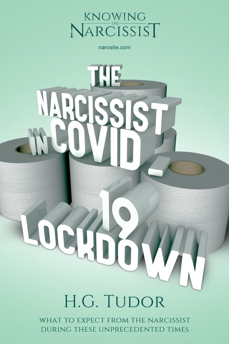 H.G Tudor - The Narcissist In Covid-19 Lockdown e-book cover