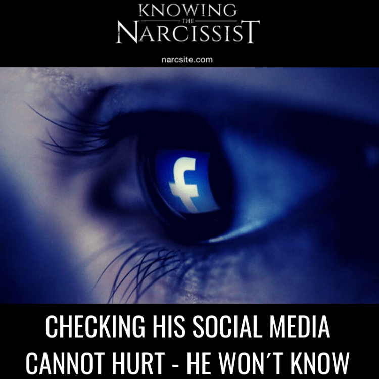 CHECKING-HIS-SOCIAL-MEDIA-CANNOT-HURT-HE-WON´T-KNOW