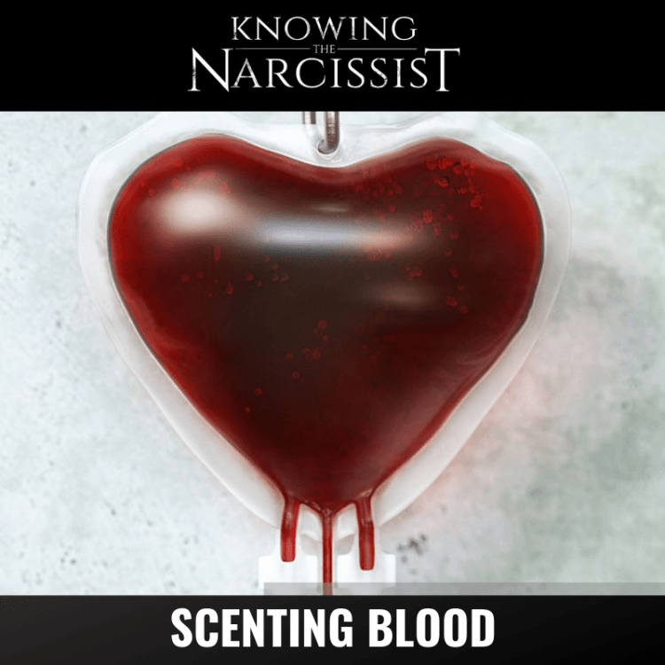 SCENTING-BLOOD