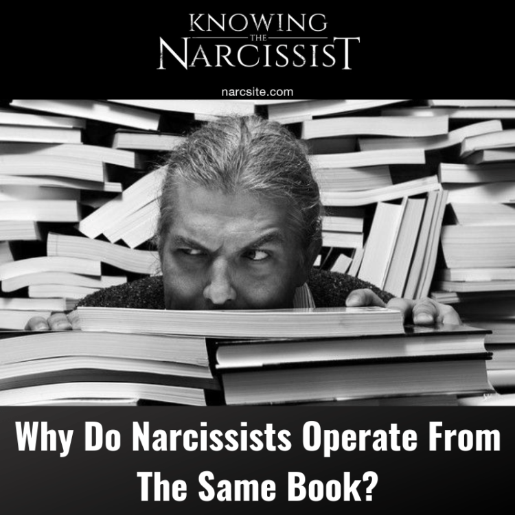 Why-Do-Narcissists-Operate-From-The-Same-Book