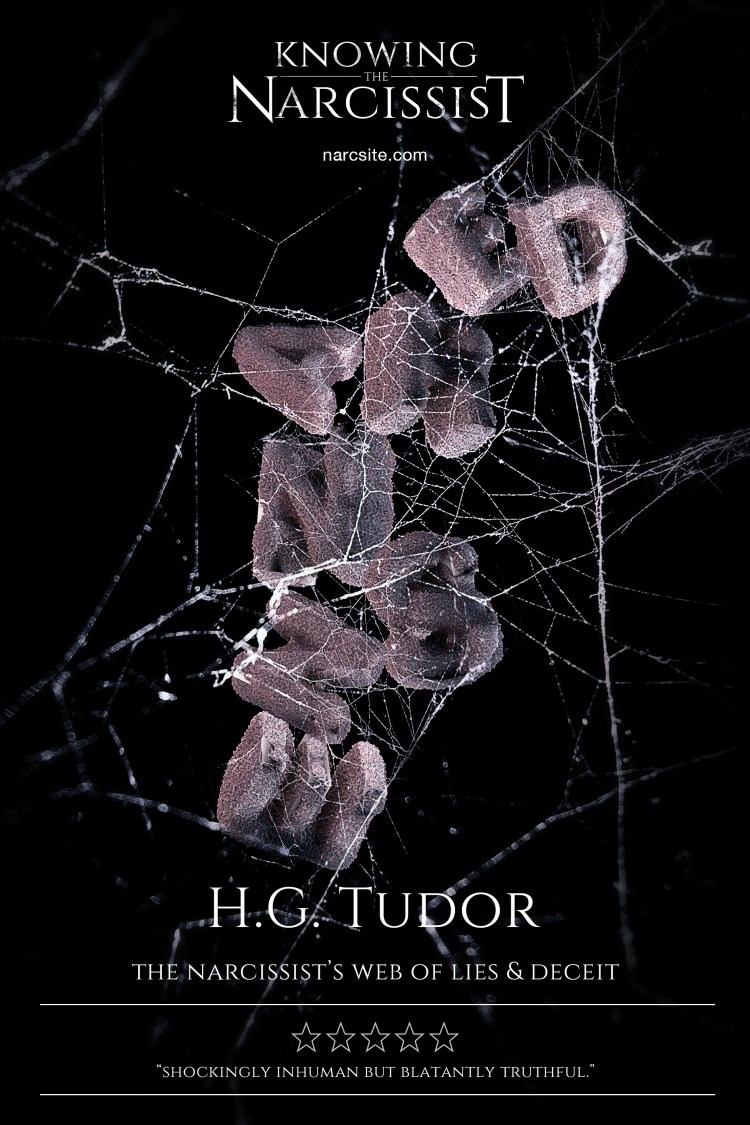 H.G Tudor - Ensnared e-book cover