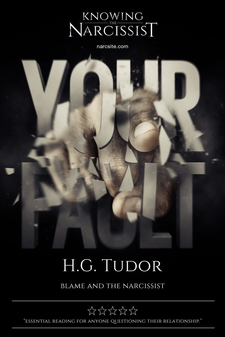 H.G Tudor - Your Fault e-book cover