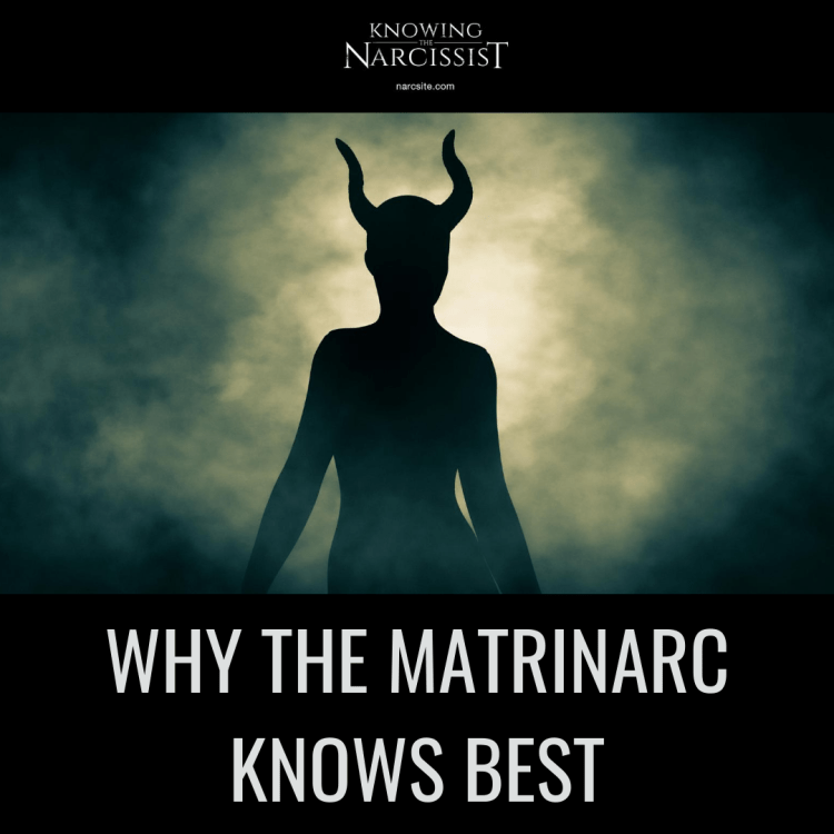 WHY THE MATRINARC KNOWS BEST