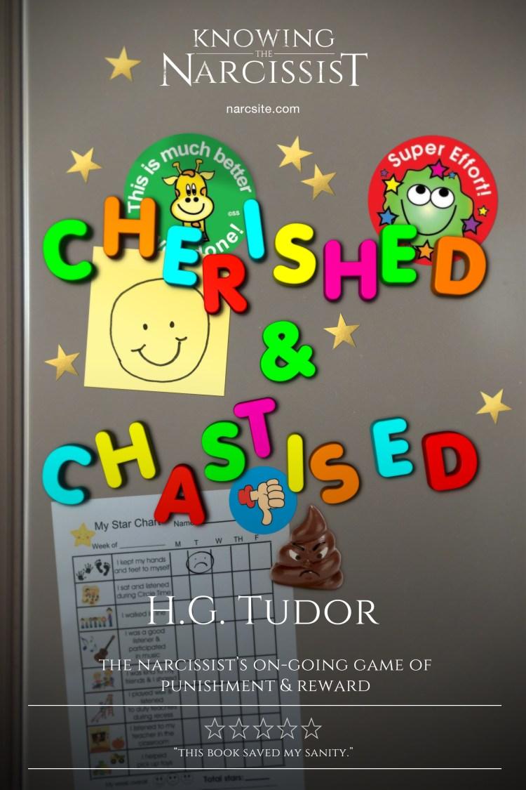 H.G Tudor - Cherised & Chastised e-book cover