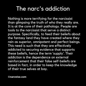 Narcs addiction