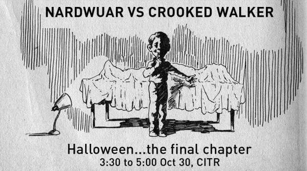 Crooked Walker VS Nardwuar