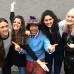 Nardwuar vs. Hinds & The Sloths