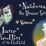 Nardwuar vs. Jane Wiedlin