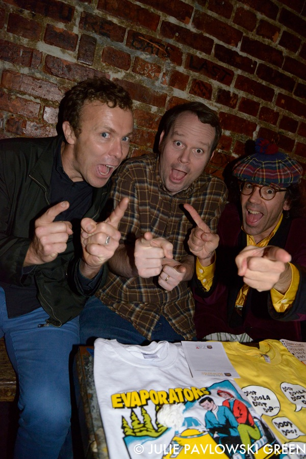 The Evaporators at the Comet Tavern, Seattle, WA! Sept 28, 2013.