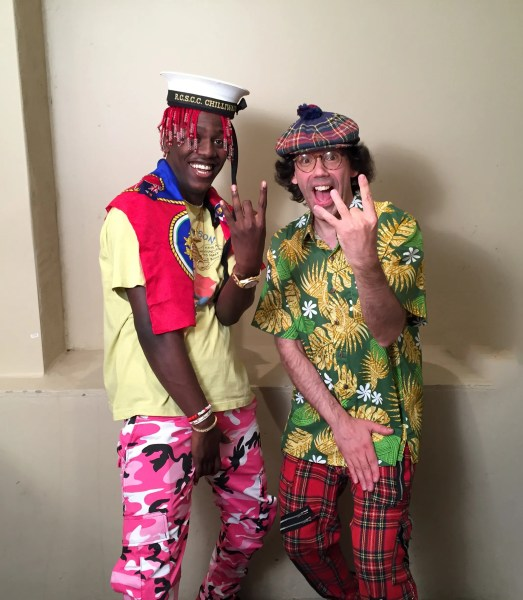 Lil Yachty, Nardwuar. The Vogue, Vancouver BC Canada!