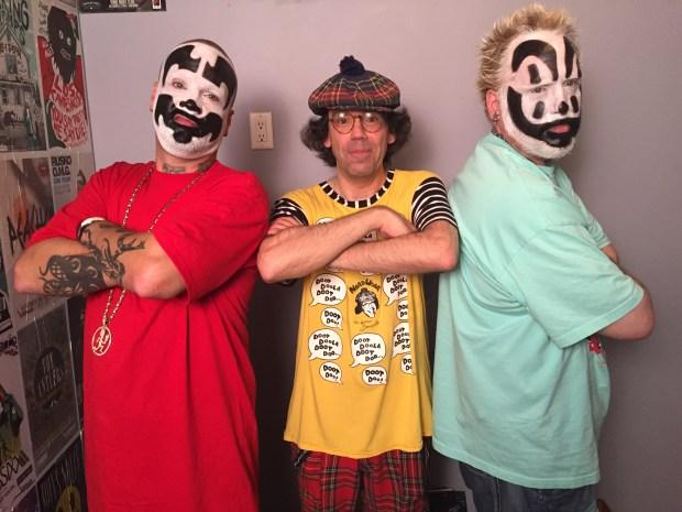 Take 2: Insane Clown Posse, Nardwuar. The Venue, Vancouver BC Canada!