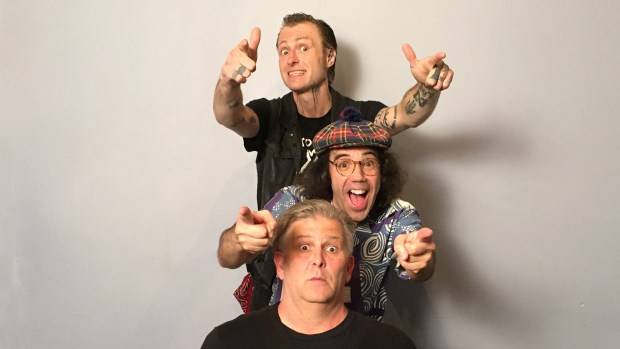 Take 2: Leftover Crack, Nardwuar. The Venue, Vancouver BC Canada!
