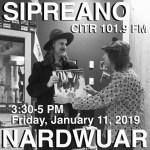 Nardwuar vs. Sipreano (2019)