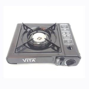 Плита портативная VITA MS-2500LPG с адаптером в кейсе