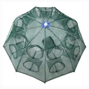 Раколовка зонтик на 18 входов