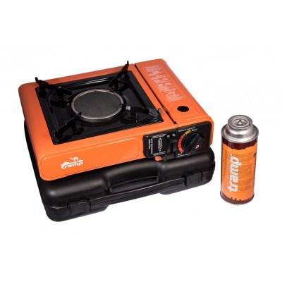 Портативная плита с керамической горелкой Tramp TRG-040