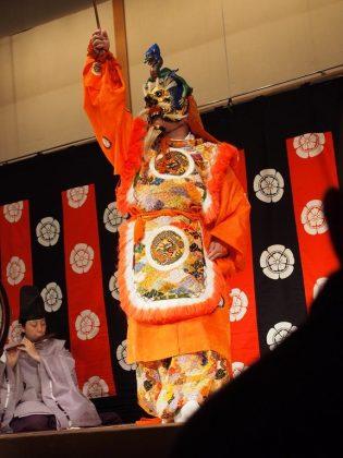 Gagaku Court Music and Dance