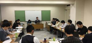 成れる会大阪の講義風景