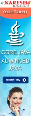 JAVA-ONLINE-TRAINING