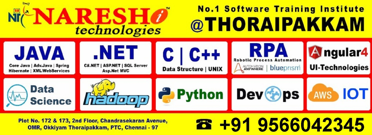 Best-Software-Training-Institute-in-Chennai-NareshITechnologies