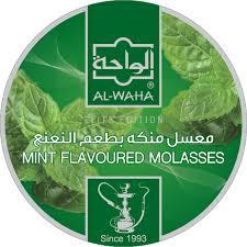 al waha mint tobacco molasses