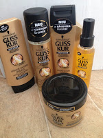*Werbung* Produkttest Gliss Kur Ultimate Oil Elixir. 1