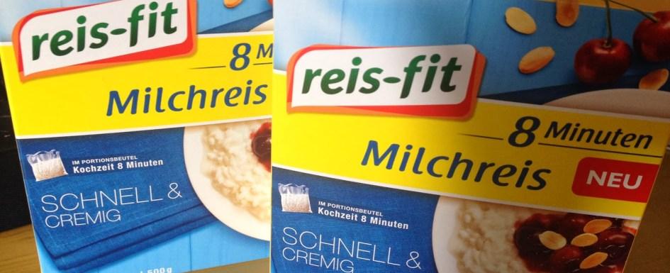 *Werbung* Reis-Fit 8 Minuten Milchreis im Test 31