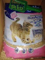 *Werbung* Produkttest BioCats Duo Active Katzenstreu 2