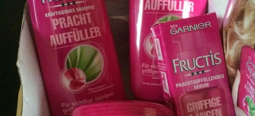 *Werbung* Produkttest Garnier Fructis Pracht Auffüller 12
