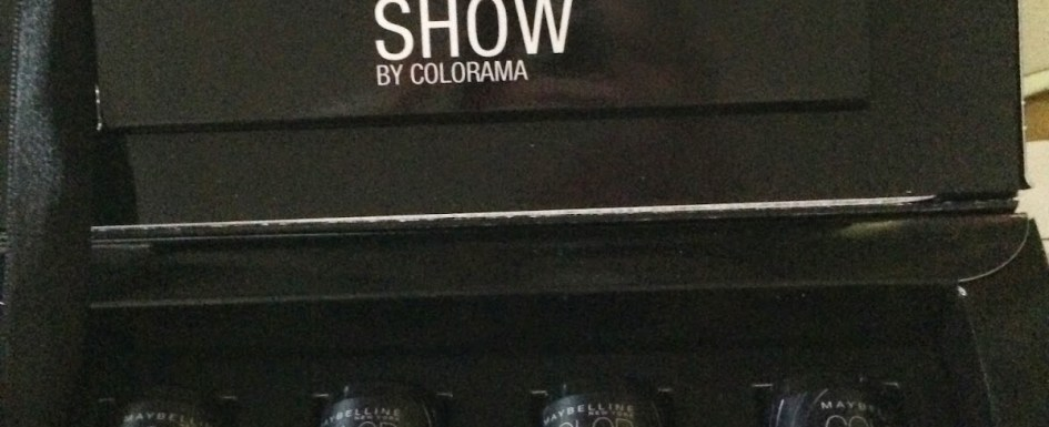 *Werbung* Produkttest Color Show Colorama Vinyl Nagellack 12