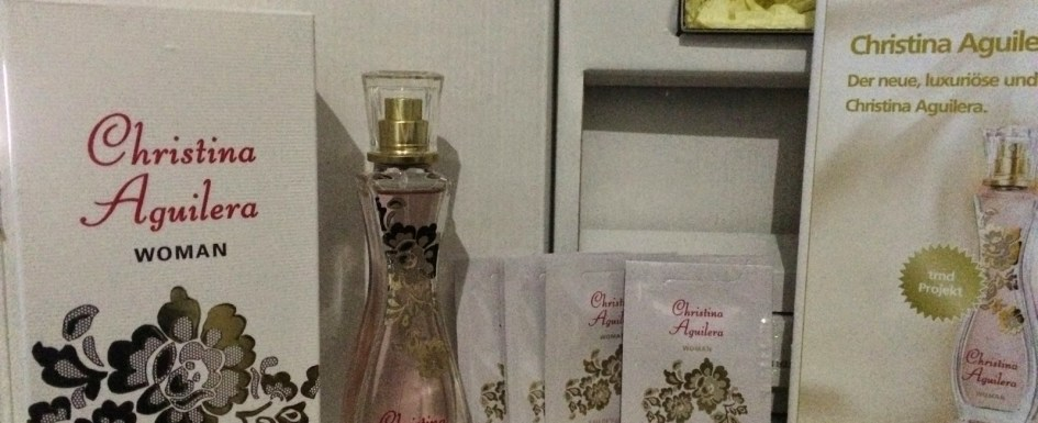 *Werbung*Produkttest Christina Aguilera WOMAN 10