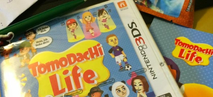 *Werbung* Spieletest Tomodachi Life 3DS 1