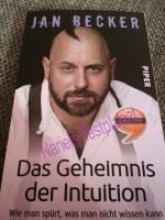 """Rezension Jan Becker """"Das Geheimnis der Intuition"""" 2"""
