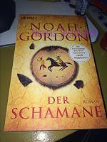 "Rezension Noah Gordon ""Der Schamane"" 9"