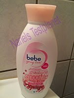 *Werbung* Produkttest bebe young care Granatapfel Smoothie Bodylotion 1