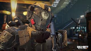 *News* Black Ops kehrt zurück. Treyarch und Activision enthüllen das neue Call of Duty: Black Ops III 16
