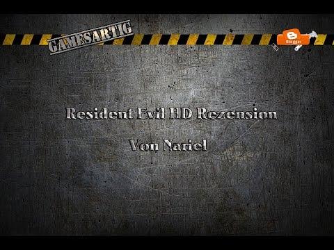 *Rezension* Resident Evil HD 1
