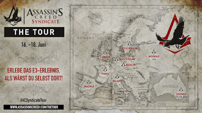 *News* Assassin`s Creed Syndicate Tour 6