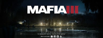 *News* 2K zeigt am 05.August Mafia 3 2