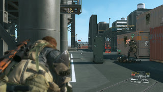 Preview Gamescom Metal Gear Solid V: The Phantom Pain 1